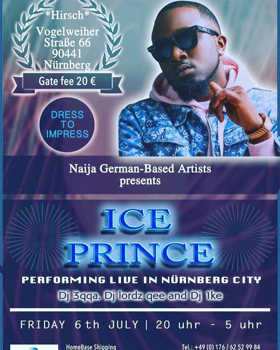 Ice Prince...