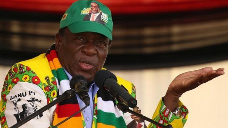 Zimbabwe's...