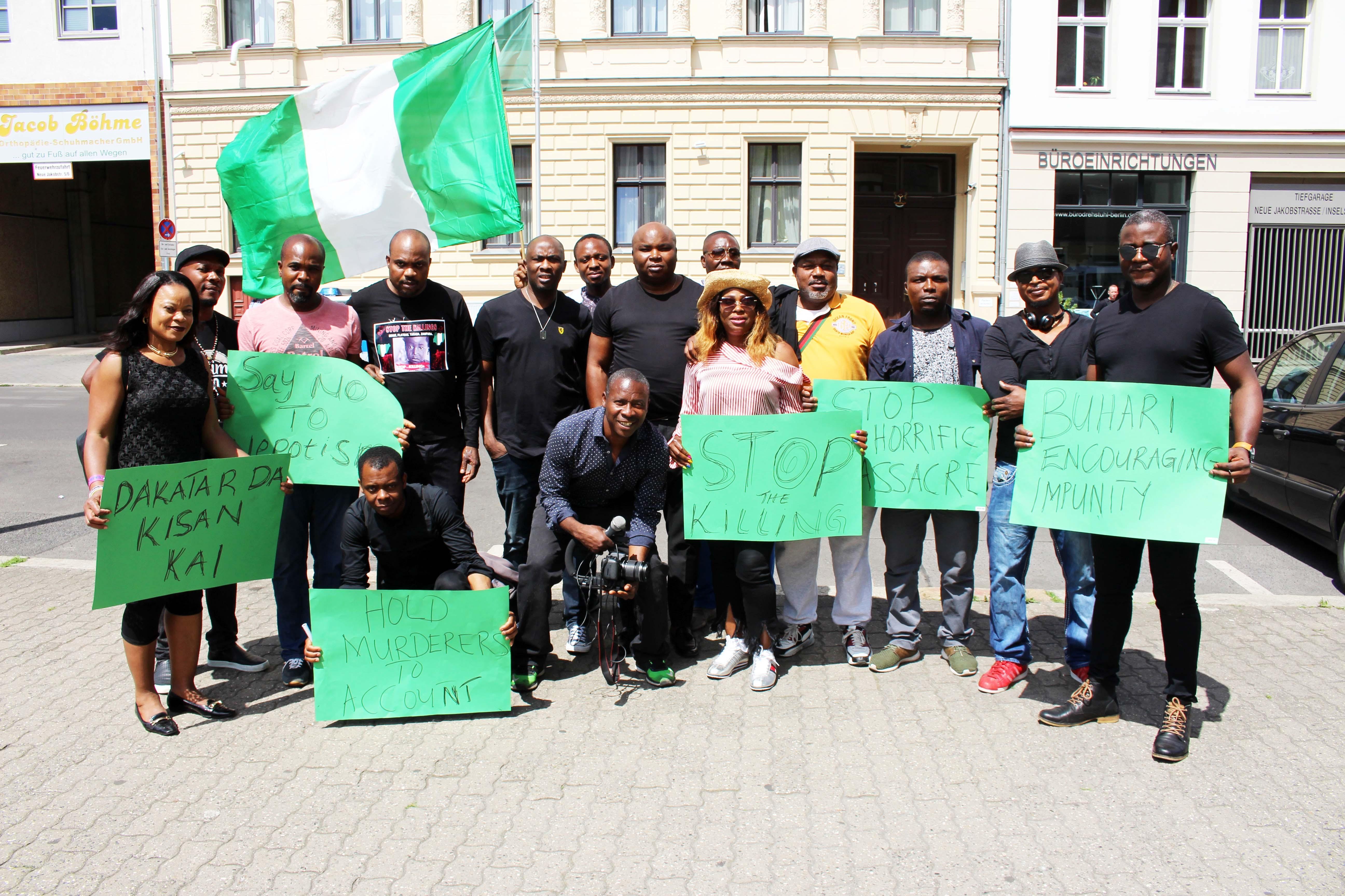 Nigerians...