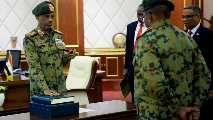 Sudan's Ba...