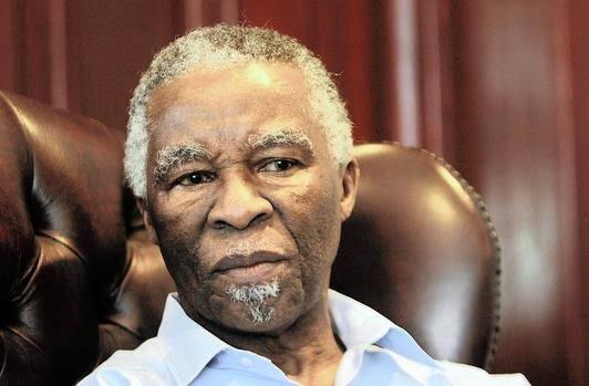 Thabo Mbek...