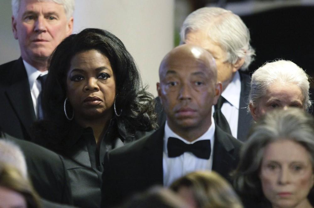 Oprah Step...