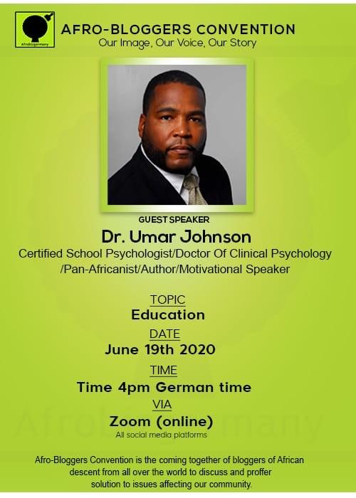 Dr Umar Jo...