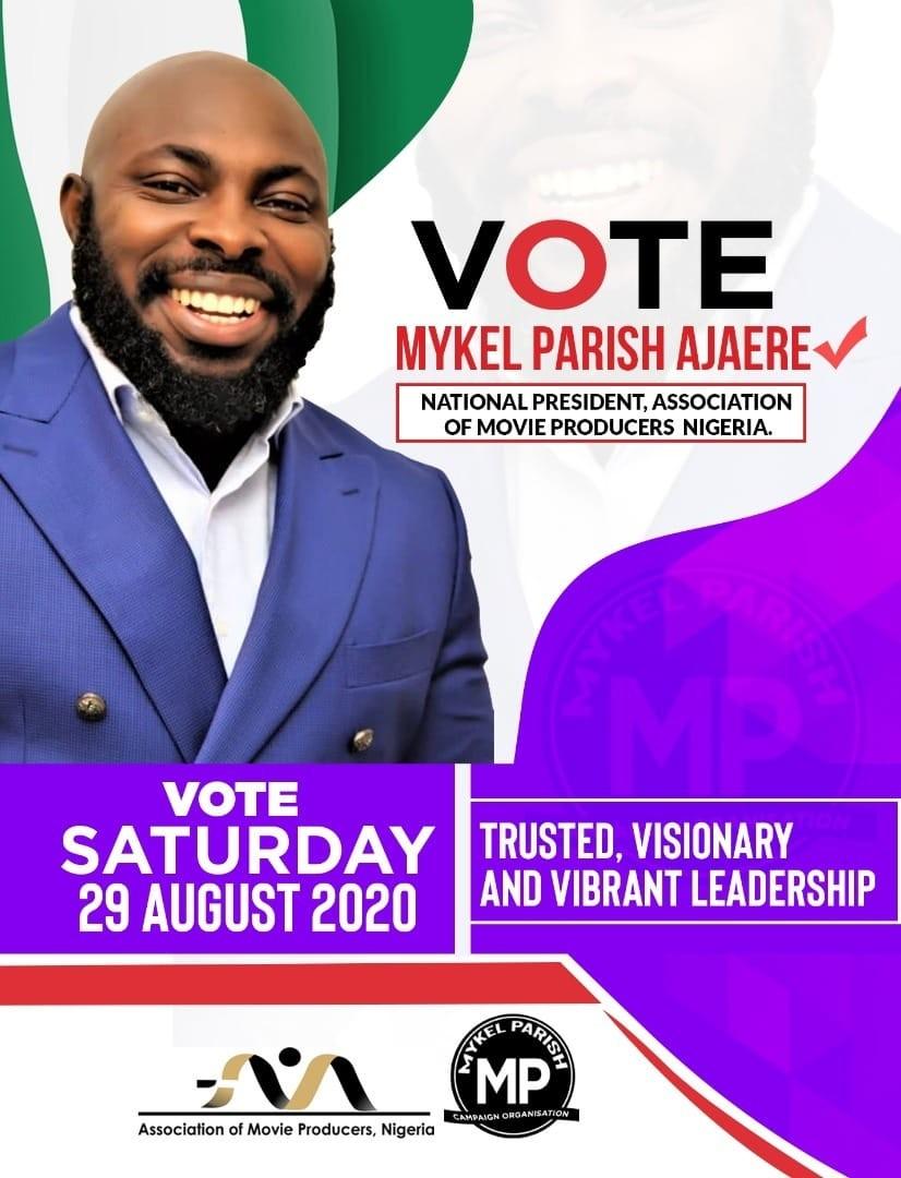Vote Mykel...